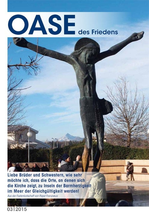 Cover Oase 03/2015