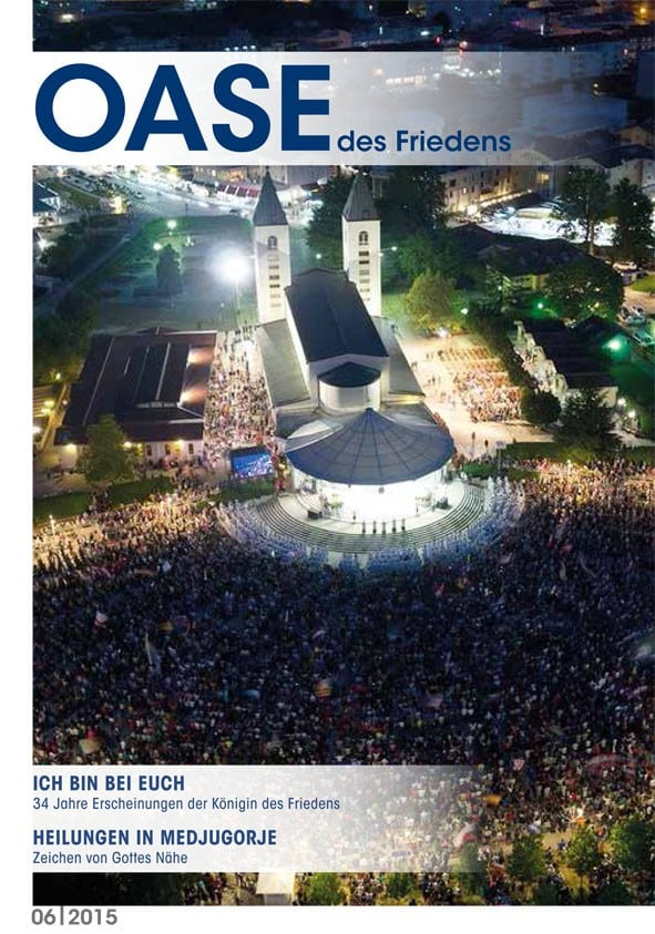 Cover Oase 06/2015