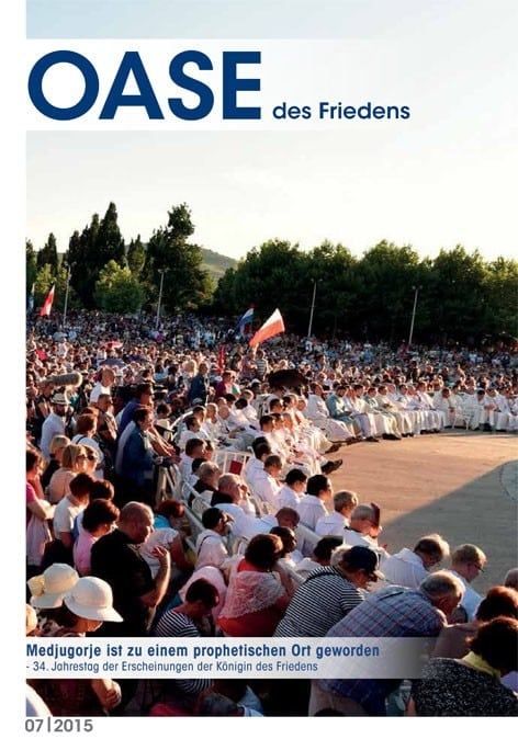 Cover Oase 07/2015