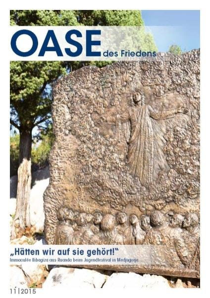 Cover Oase 11/2015